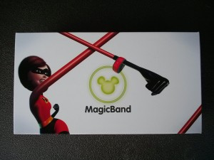 Disney Magic Bands Box