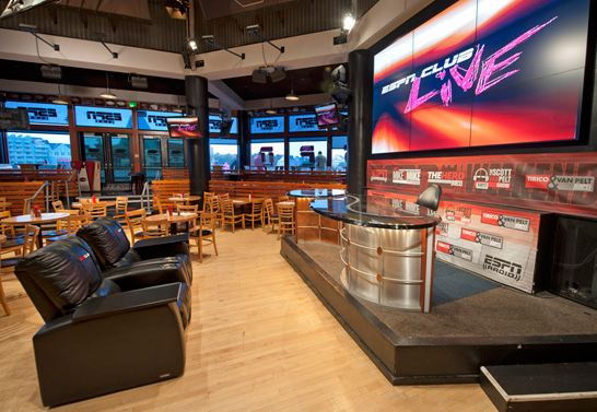 Disney ESPN Club Boardwalk